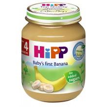 Хип пюре - Hipp Bio Банани 125гр.