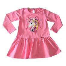 Детска рокля Еднорог 98-122