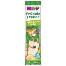 Hipp Bio Плодов бар Жираф - Ябълка, Банан и Овес 23гр