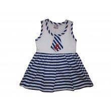 Моряшка рокля Мери 74-116см