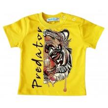 Тениска за момче Тигър 68-116