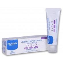 Mustela Витаминен защитен крем 50мл.