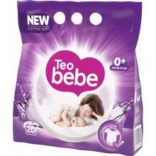 Teo bebe бебешки прах за пране Лавандула 1.5кг.