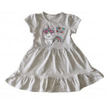 Детска лятна рокля Коте 92-116