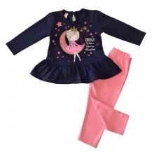 Комплект за момиче принцеса Луна 68-110