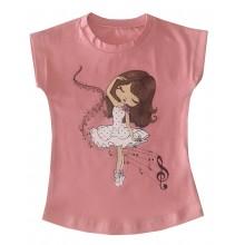 Блуза за момиче Балерина 86-116