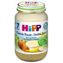 Хип Йогурт с плодове 160гр.