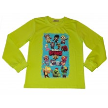 Блуза за момче Browl Stars 122-146
