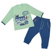 Бебешки комплект за момче 68-80