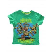 Тениска за момче Костенурки Нинджа 98-128