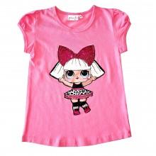 Блуза за момиче Лол  98-128