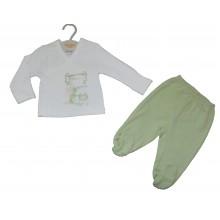 Комплект за бебе Мечо 68-74
