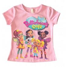 Лятна блуза за момиче Масленка 92-116