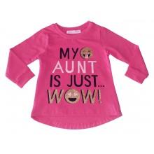 Детска блуза за момиче 68-98