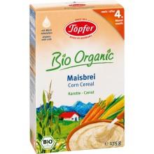 Тьопфер каша - Topfer инстантна каша Царевица и морков 175гр.