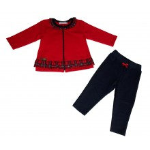 Комплект сако и панталонче Мари 68-116