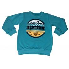 Ватирана блуза за момче Бруклин 116-146