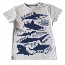 Детска блуза за момче Shark 92-134