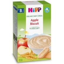 Хип Каша - Hipp Bio Инстантна каша Ябълка и бисквити 200гр.