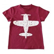 Тениска за момче Самолет 86-116