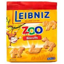 Leibniz Zoo Детски бисквити Зоо с масло 100гр