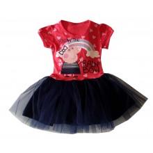 Детска рокля Пепа Пиг 92-122