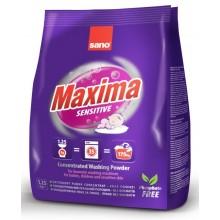Sano maxima Sensiteve Прах за бебета за пране 1.25кг.