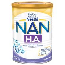 Нестле Нан ХА - Nestle Nan H.A. Мляко за кърмачета 0м+ 400гр.