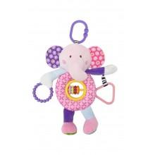 Lorelli активна играчка Розово Слонче