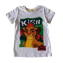 Тениска за момче Цар Лъв 110-116