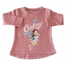 Ватирана детска блуза 74-110