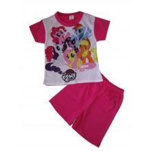 Пижама за момиче Пони  98-116