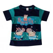 Лятна блуза за момче Пепа Пиг 86-116