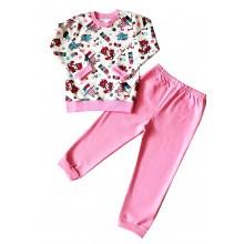 Детска пижама интерлог 86-116