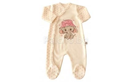 Бебешки гащеризон Слонче 56-68